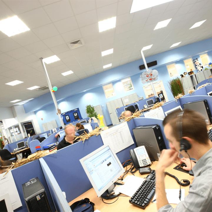 Customer Relations Center