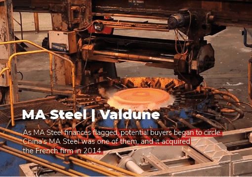 MA Steel Video Thumbnail