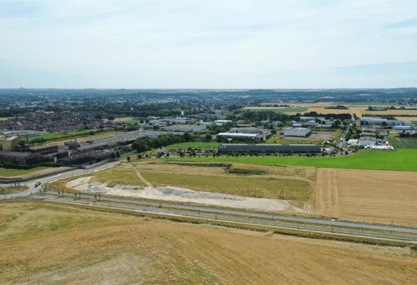 Air View Alouette Business Park