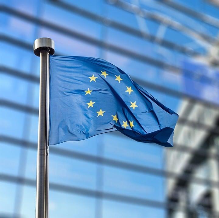 regulatory framework for aid set by the EU