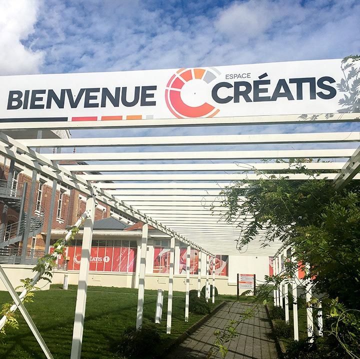 Créatis Saint Quentin - Creative Industries Hauts-de-France
