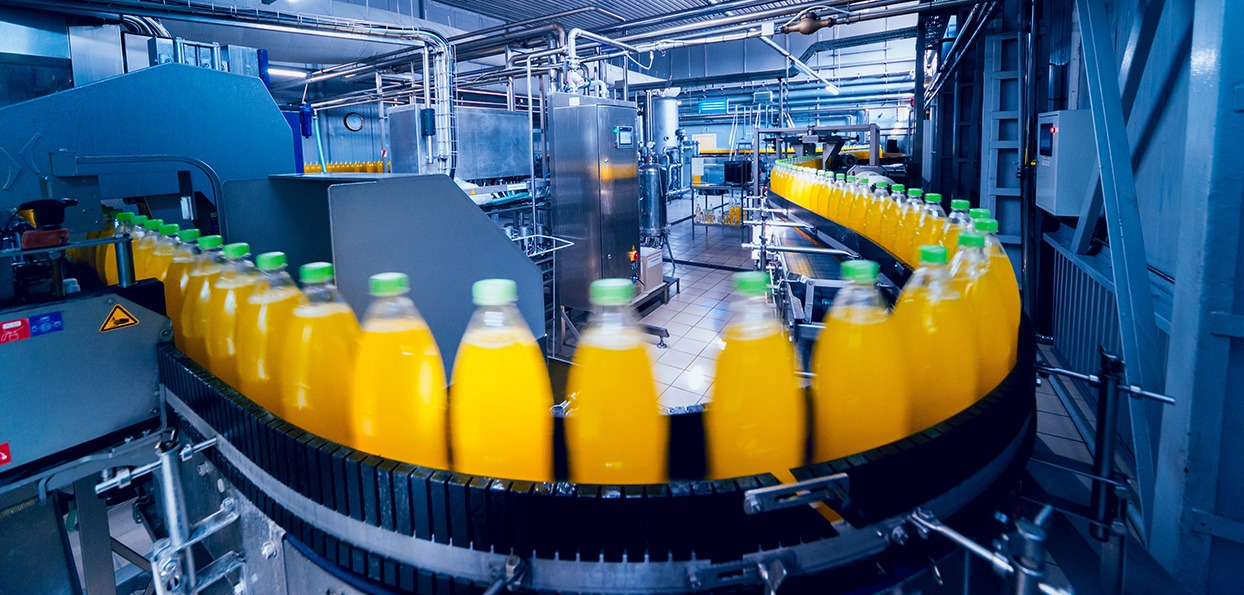 Beverage industry in hauts-de-France region